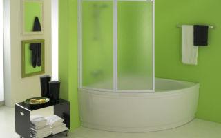 Пластиковые шторы в ванную комнату: их разновидности и особенности