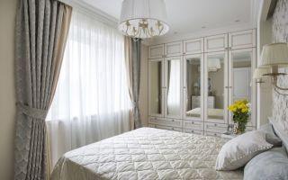 Тюль для спальни: виды и советы по выбору с фото