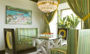 Зеленые шторы: создаем оазис у себя дома