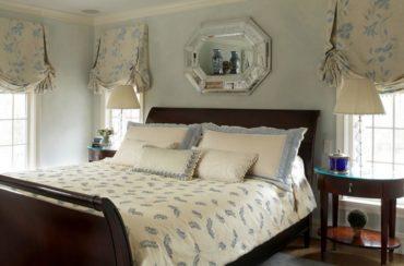 Английские шторы. для спальни