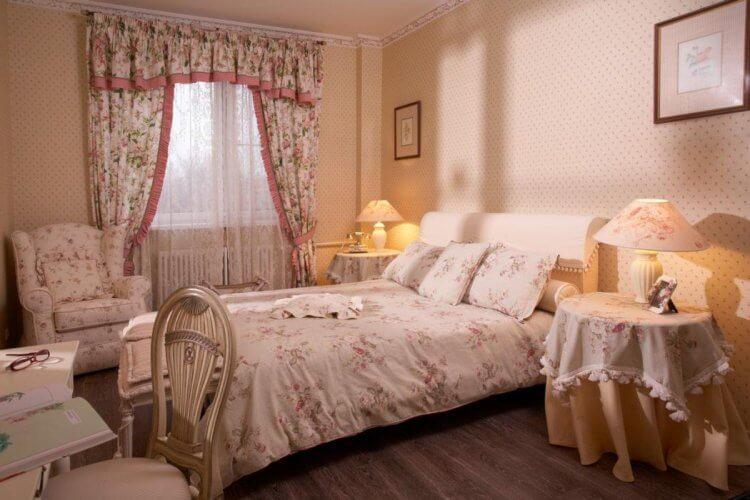 спальня прованса
