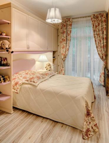 прованс в детской спальне