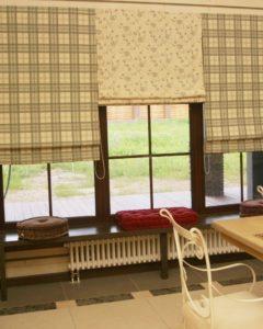 Подушки для сидения на окне