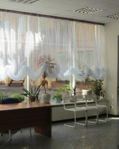 рекреационный холл поликлиники