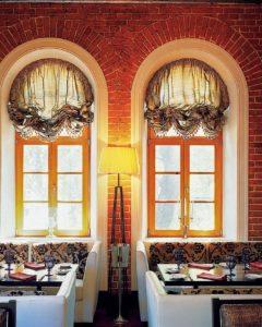 ресторанные винные стеллажи
