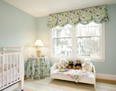 Спальня детей погодок