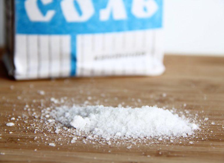 Казалось бы самая простая поваренная соль может превратить ваш тюль в лучший оконный декор