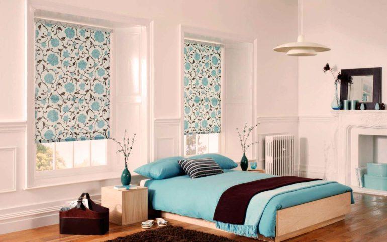Классические рулонные шторы открытого типа самые популярные на рынке штор