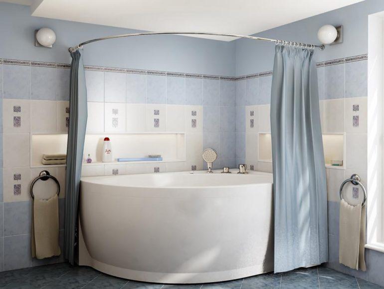 Для современного интерьера чаще всего выбирают однотонные модели штор