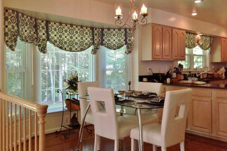 шторы на кухню главная